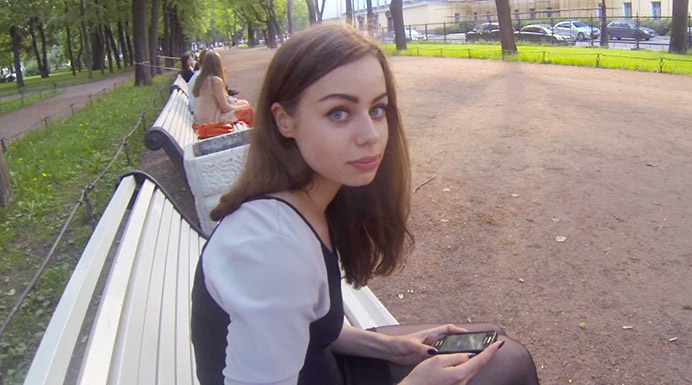всякая развод девушек на улице в россии случае